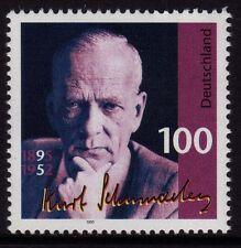 Germany 1995 Birth of Kurt Schumacher, Politician SG 2683 MNH