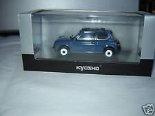 Nissan Be-1 Model Car Hydrangea Blue