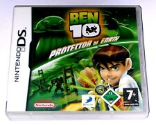 "Nintendo DS GIOCO ""ben 10 Protector of the Earth"" OVP"