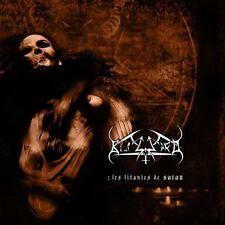 BLIZZARD Les Litanies De Satan CD