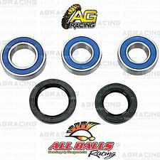 All Balls Rear Wheel Bearings & Seals Kit For Gas Gas MC 250 2005 Enduro