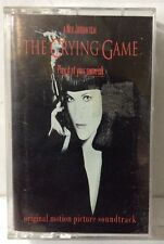 The Crying Game Soundtrack Cassette