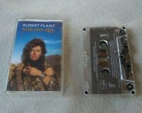 "ROBERT PLANT: ""NOW AND ZEN"" -Atlantis Records Music Cassette"