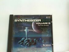 """SYNTHESIZER GREATEST  Music Volume 5  """" THE FINAL EPISODE  """" Various:"""