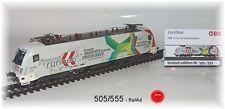 RailAd 1035 AC locomotive électrique Taurus ÖBB 1116 130 Frontrunner
