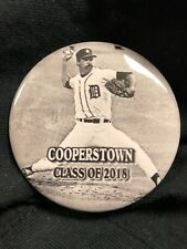 Jack Morris Magnet - 2018 Baseball Hall of Fame Induction, Cooperstown - Photo
