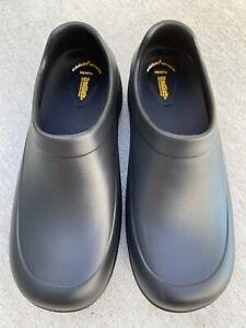TredSafe Clog Black Comfort Shoes for