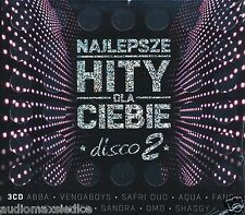 Najlepsze Hity Dla Ciebie Disco Vol. 2 [3CD] POLISH EDITION