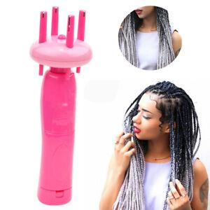 Hair Twist Braider Machine Hairstyle Tool Braid Machine Electronic Automatic DIY