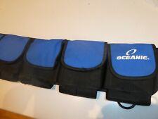 Oceanic Pouch Weight Belt