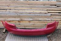 AUDI A4 B6 B7 CABRIOLET REAR BUMPER IN RED 5 MONTH WARRANTY