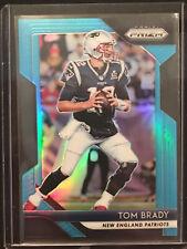 2018 Panini Prizm Blue Parallel Die Cut TOM BRADY #69  /199🐐 Patriots MVP Tampa