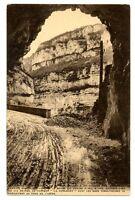 CPA 26 Drôme Les Grands-Goulets Tunnel
