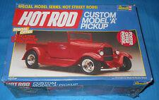 REVELL HOT ROD Custom Model A Pickup-1/25 Car Kit Sealed Box-Model Car Swap Meet