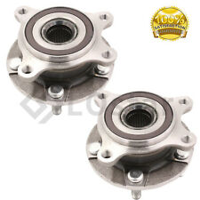 Pair(2) Front Hub&Bearing Assembly Fits Lexus GS300 GS350 IS250 IS300 IS350 AWD