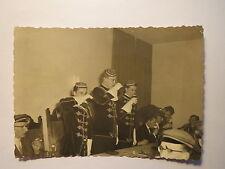 Würzburg - Burschenschaft Cimbria WS 1961/62 Abschlusskneipe im neuen Haus Foto