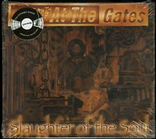 At The Gates Slaughter Of The Soul digipack CD new