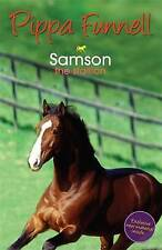 Tilly's Pony Tails 4: Samson, Funnell, Pippa, Very Good condition, Book