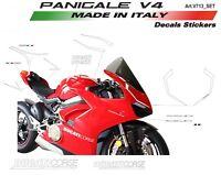 Kit adesivi per carene Ducati Panigale V4