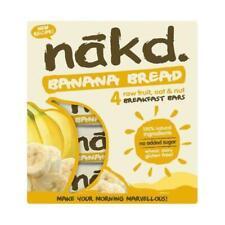 Nakd Banane pain Bar-Boîtes - (30gx4) - 90930