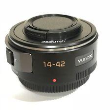 Yuneec 14-42 mm f/3.5-5.6 lente reemplazar Panasonic Lumix G X Vario h-ps14042