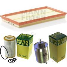 Mann-filter Set Mercedes-benz CLK Cabriolet A208 430 9733158