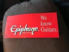 Epiphone Vintage Guitar Sticker Decal