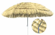 Hawaii Strandschirm Ø 150cm - knickbar - Sonnenschirm Gartenschirm Balkonschirm
