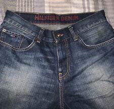 TOMMY HILFIGER DENIM Jeans - TAILORED - Mens Straight Fit - LIGHT BLUE