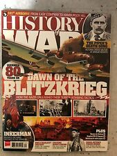 History of War Issue 040 DAWN OF THE BLITZKRIEG New!