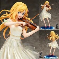 Anime Your Lie in April Kaori Miyazono Dress Ver. 1/8 Scale PVC Figure No Box