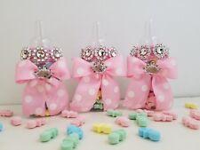 Baby Shower 12 Princess Favor Fillable Bottles Prizes Games Girl Pink Decoration