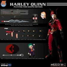 MEZCO ONE: 12 Harley Quinn Playing for Keeps PREVIEWS EXCLUSIVE PX Action Figure