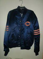 VINTAGE 1980s Chicago Bears Superbowl '85 NFL Starter Jacket XL USA