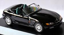 BMW Z3 Roadster E36/7 - 1995-99 Negro Negro 1:43 Schuco