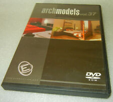 Archmodels 2006 Volume 37 - 3D Beds Objects Models - WIN / MAC