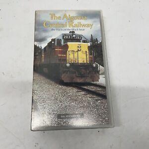 The Algoma Central Railway The Tracks Of The Black Bear