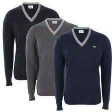 Lacoste Herren-Pullover & -Strickware mit regular Länge und normaler Größe