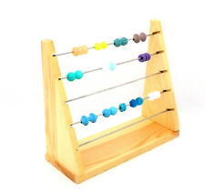 Natural Wood Charm/Bead Etc Display Rack 9 Inch
