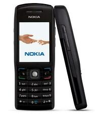 Genuine Nokia E50 Black New Mobile