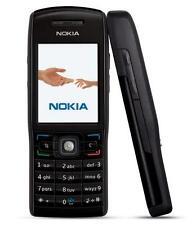 Genuine Nokia E50 Black Mobile