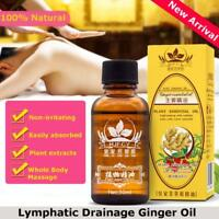 100% Plant Therapy Lymphatic Drainage Ginger Oil HIGH QUALITY & NATURAL