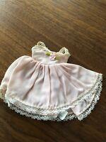Vintage Cissette Doll Nightgown.