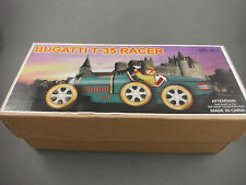 Tin Toy - Bugatti Racing Car Wind Up