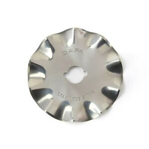 45mm Wavey Blade for Rotary Cutter
