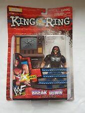 WWF/WWE X-PAC King of the Ring Break Down Action Figure 1999 Jakks Boxed