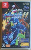 RockMan 11 Nintendo Switch Japan Capcom Brand New - US SELLER - FAST SHIPPING!