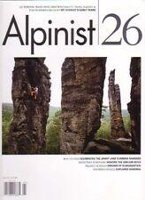 Mountaineering: Climbing, Alpinist Magazine #26 - Brand New, Unread