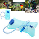 2L Leakproof Water Bladder Bag Hydration Pack Water Reservoir For Hiking Camping