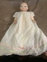 """Marked """"Grace S. Putnam"""" Doll 12"""" Nice Condition"""